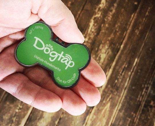 About Dogtap - the digital dog tag